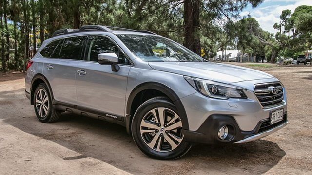 Used Subaru Outback B6A MY19 2.5i CVT AWD Premium, 2019 Subaru Outback B6A MY19 2.5i CVT AWD Premium Silver 7 Speed Constant Variable Wagon