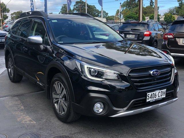 Demo Subaru Outback B6A MY20 2.5i CVT AWD Sports Premium, 2019 Subaru Outback B6A MY20 2.5i CVT AWD Sports Premium Crystal Black 7 Speed Constant Variable