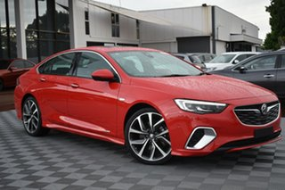 2019 Holden Commodore ZB MY19 VXR Liftback AWD Absolute Red 9 Speed Sports Automatic Liftback.