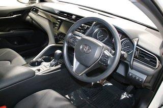 2018 Toyota Camry ASV70R Ascent White 6 Speed Automatic Sedan