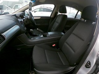 2012 Ford Falcon FG XT Silver Sedan