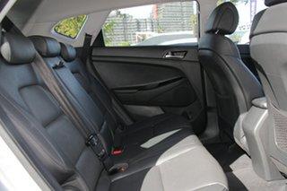 2018 Hyundai Tucson TL MY18 Active X (FWD) Platinum Silver 6 Speed Automatic Wagon