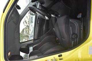2013 Suzuki Swift FZ Sport Yellow 7 Speed Constant Variable Hatchback