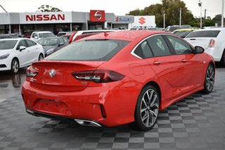 2019 Holden Commodore ZB MY19 VXR Liftback AWD Absolute Red 9 Speed Sports Automatic Liftback