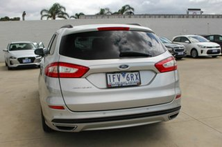2015 Ford Mondeo MD Ambiente Silver 6 Speed Sports Automatic Dual Clutch Wagon