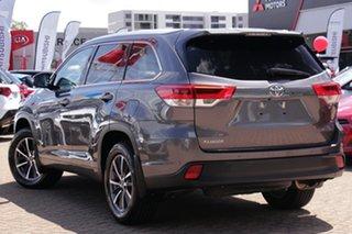 2018 Toyota Kluger GSU50R MY18 GXL (4x2) Grey 8 Speed Automatic Wagon.