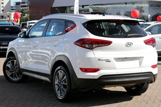 2018 Hyundai Tucson TL MY18 Active X (FWD) Pure White 6 Speed Automatic Wagon.