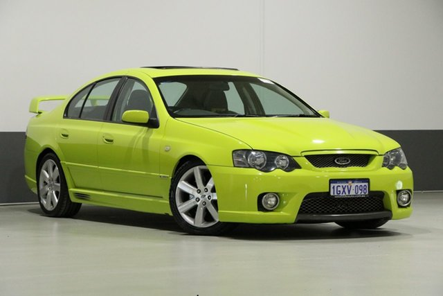 Used FPV GT-P BA , 2004 FPV GT-P BA Citric Acid 4 Speed Auto Seq Sportshift Sedan