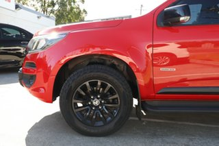 2016 Holden Colorado RG MY17 Z71 Pickup Crew Cab Red/Black 6 Speed Sports Automatic Utility