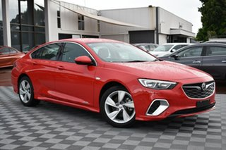 2019 Holden Commodore ZB MY19 RS-V Liftback AWD Absolute Red 9 Speed Sports Automatic Liftback.