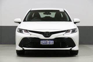 2018 Toyota Camry ASV70R Ascent White 6 Speed Automatic Sedan.
