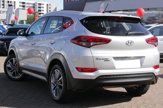 2018 Hyundai Tucson TL MY18 Active X (FWD) Platinum Silver 6 Speed Automatic Wagon.