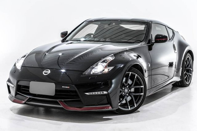 Used Nissan 370Z Z34 MY18 Nismo, 2017 Nissan 370Z Z34 MY18 Nismo Black 7 Speed Sports Automatic Coupe