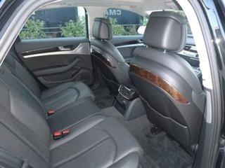 2015 Audi A8 D4 Black Sports Automatic Sedan