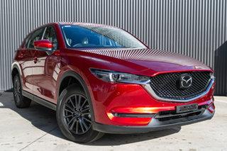 2019 Mazda CX-5 KF2W7A Maxx SKYACTIV-Drive FWD Sport Soul Red Crystal 6 Speed Sports Automatic Wagon.