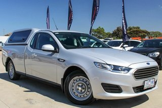 2016 Ford Falcon FG X Ute Super Cab Silver 6 Speed Sports Automatic Utility