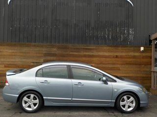 2009 Honda Civic 8th Gen MY09 VTi-L Blue 5 Speed Automatic Sedan.