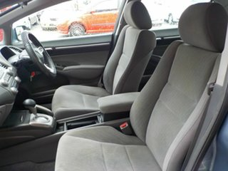 2009 Honda Civic 8th Gen MY09 VTi-L Blue 5 Speed Automatic Sedan