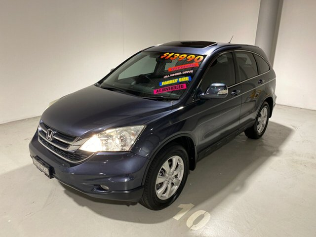 Used Honda CR-V RE MY2010 Sport 4WD, 2010 Honda CR-V RE MY2010 Sport 4WD Grey 5 Speed Automatic Wagon
