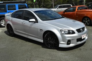 2010 Holden Commodore VE II SS Silver 6 Speed Automatic Sedan.