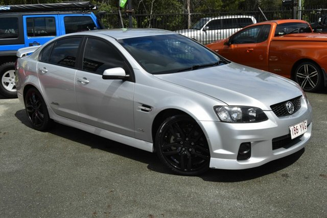 Used Holden Commodore VE II SS, 2010 Holden Commodore VE II SS Silver 6 Speed Automatic Sedan