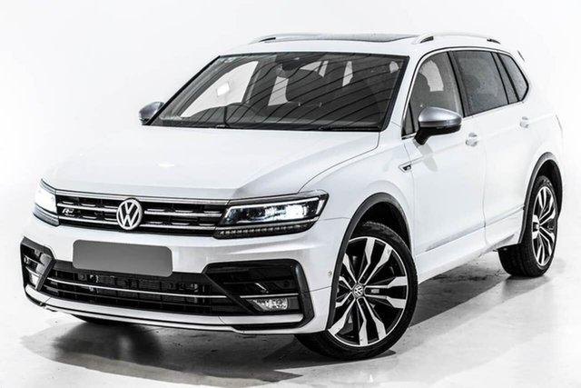 Used Volkswagen Tiguan 5N MY19.5 162TSI Highline DSG 4MOTION Allspace, 2019 Volkswagen Tiguan 5N MY19.5 162TSI Highline DSG 4MOTION Allspace White 7 Speed