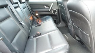 2007 Ford Territory SY Turbo AWD Ghia Grey 6 Speed Sports Automatic Wagon