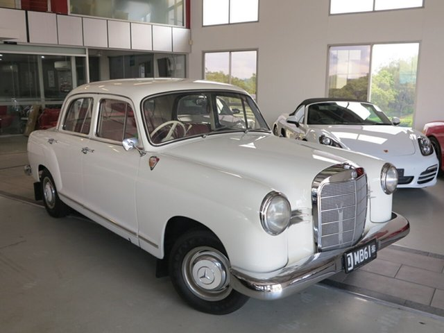 Used Mercedes-Benz 190B W121 , 1961 Mercedes-Benz 190B W121 White 4 Speed Manual Sedan