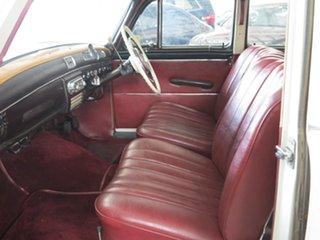 1961 Mercedes-Benz 190B W121 White 4 Speed Manual Sedan