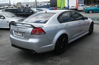 2010 Holden Commodore VE II SS Silver 6 Speed Automatic Sedan