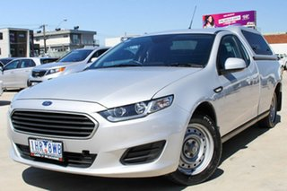 2016 Ford Falcon FG X Ute Super Cab Silver 6 Speed Sports Automatic Utility.