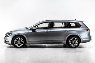 2019 Volkswagen Passat 3C (B8) MY19 132TSI DSG Silver 7 Speed Sports Automatic Dual Clutch Wagon