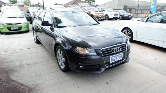 Used Audi A4 B7 Multitronic, 2008 Audi A4 B7 Multitronic Grey 7 Speed Constant Variable Sedan
