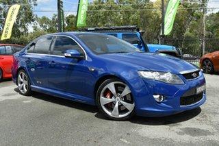 2008 FPV GT-E FG Blue 6 Speed Auto Seq Sportshift Sedan.