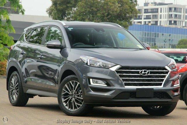 New Hyundai Tucson TL3 MY20 Elite 2WD, 2019 Hyundai Tucson TL3 MY20 Elite 2WD Pepper Gray 6 Speed Automatic Wagon