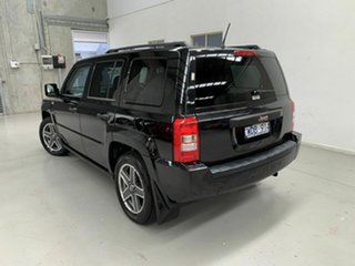 2009 Jeep Patriot MK MY2009 Sport CVT Auto Stick Black 6 Speed Constant Variable Wagon