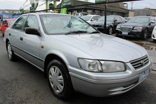 2001 Toyota Camry SXV20R CSi Silver 4 Speed Automatic Sedan.