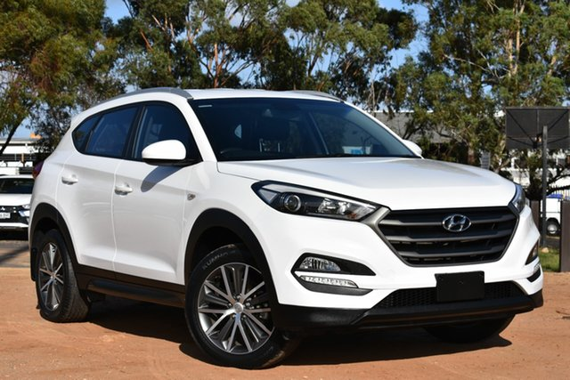 Used Hyundai Tucson TL Active X 2WD, 2015 Hyundai Tucson TL Active X 2WD White 6 Speed Manual Wagon