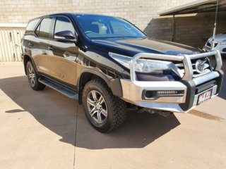 2015 Toyota Fortuner GUN156R GXL Brown 6 Speed Automatic Wagon.