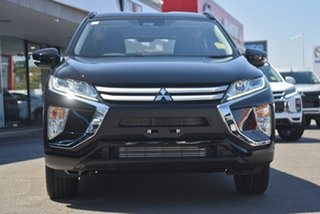 2019 Mitsubishi Eclipse Cross YA MY20 ES 2WD X42 8 Speed Constant Variable Wagon.
