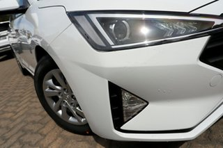 2019 Hyundai Elantra AD.2 MY19 Go Polar White 6 Speed Automatic Sedan.