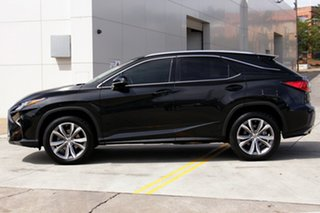 2015 Lexus RX 200t AGL20R Luxury Black 6 Speed Sports Automatic Wagon
