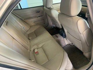 2004 Lexus IS300 JCE10R Sports Luxury Gold 5 Speed Automatic E-Shift Sedan