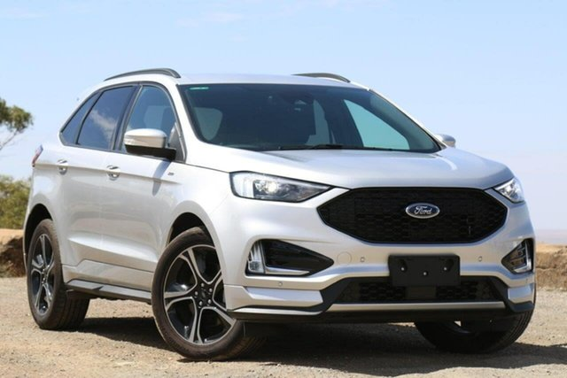 Used Ford Endura CA 2019MY ST-Line SelectShift FWD, 2018 Ford Endura CA 2019MY ST-Line SelectShift FWD Silver 8 Speed Sports Automatic Wagon