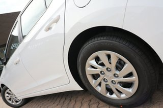 2019 Hyundai Elantra AD.2 MY19 Go Polar White 6 Speed Automatic Sedan