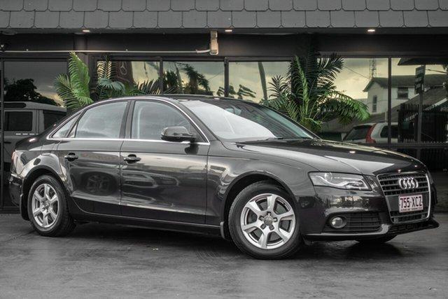 Used Audi A4 B8 8K MY11 Multitronic, 2010 Audi A4 B8 8K MY11 Multitronic Grey 8 Speed Constant Variable Sedan