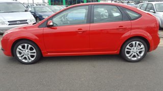 2007 Ford Focus LT Zetec Red 5 Speed Manual Hatchback