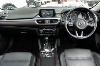 2017 Mazda 6 GL1021 GT SKYACTIV-Drive Grey 6 Speed Sports Automatic Sedan