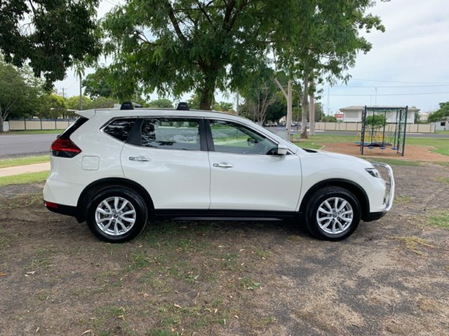 Used Nissan X-Trail T32 ST X-tronic 2WD, 2017 Nissan X-Trail T32 ST X-tronic 2WD White 7 Speed Constant Variable Wagon