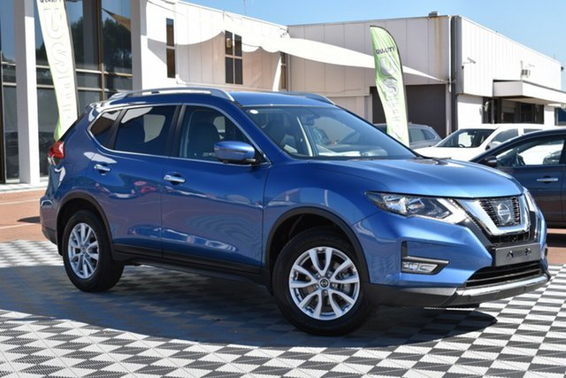 Used Nissan X-Trail T32 Series II ST-L X-tronic 2WD, 2019 Nissan X-Trail T32 Series II ST-L X-tronic 2WD Blue 7 Speed Constant Variable Wagon